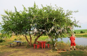 Сакральное место Саратовской области